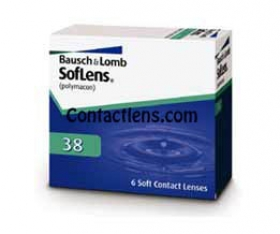 SOFLENS 38 6-PACK (Replaces Optima FW)