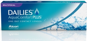 DAILIES AQUA COMFORT MULTIFOCAL 30 PACK
