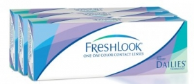 FRESHLOOK COLORBLENDS 1 DAY 10-PACK