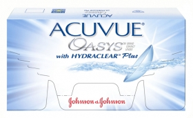 ACUVUE OASYS WITH HYDRACLEAR PLUS BC 8.8 6-PACK