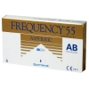 FREQUENCY 55 ASPHERIC FW 6-PACK (ENCORE PREMIUM)
